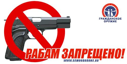 Оружие в руках граждан: проблема или решение?